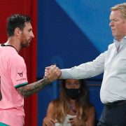 "Koeman discusses Messi motivation after admitting ""bad time"" at Barcelona"