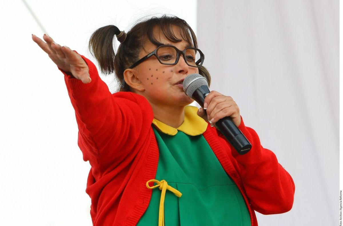 La Chilindrina turned 70 years old and celebrated it with a very special publication | The State