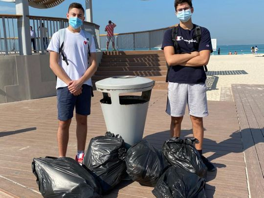 Lebanese teenage expat launches initiative for a better UAE