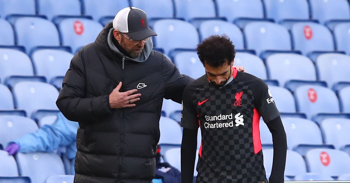 Liverpool boss Jurgen Klopp responds to Mohamed Salah transfer speculation
