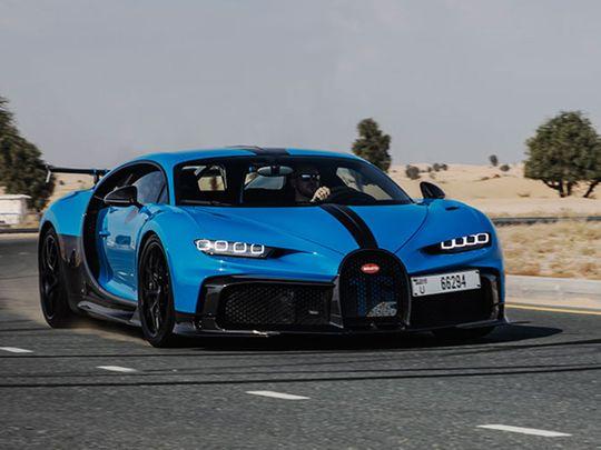 Look! Dh13.5 million Bugatti hypercar is in Dubai