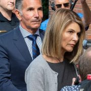 Lori Loughlin is released from prison after serving two months over college admissions scandal