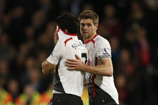 The German boss called Gerrard, who missed out on the title six years ago, the 'legs' of the club