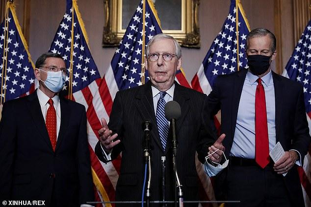 MAGA turns on Mitch: Trump's allies slam the Republican Senate majority leader