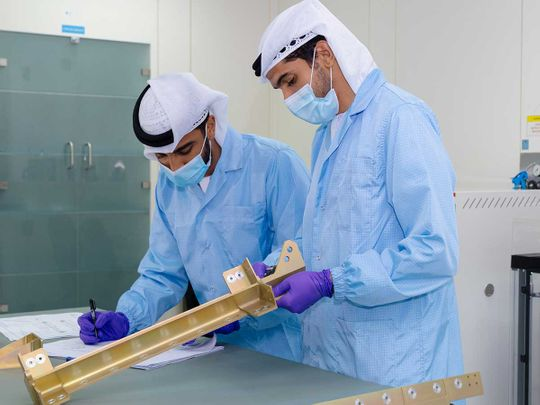 MBRSC signs MoU with Strata for the supply of components for MBZ-SAT
