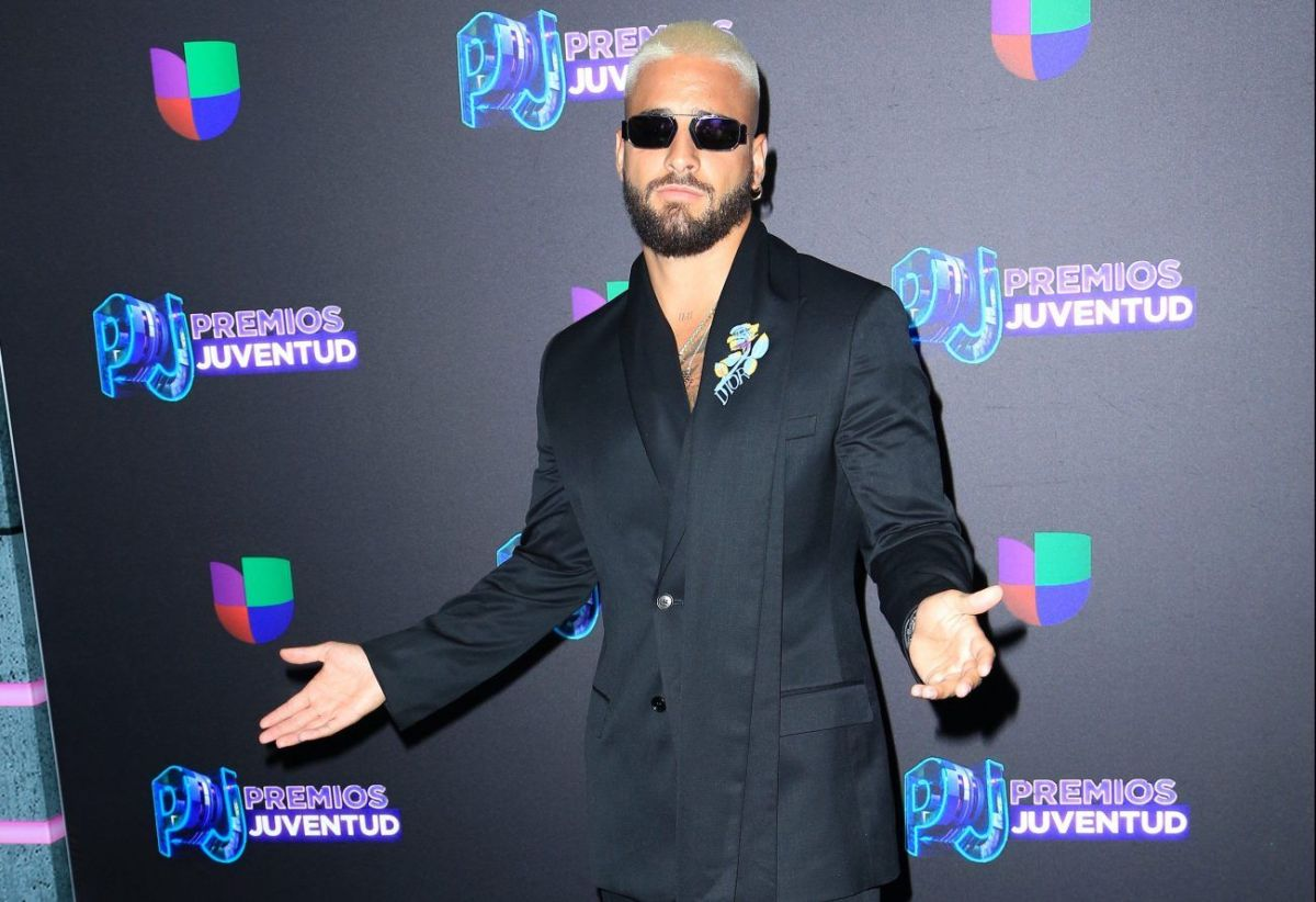 "Maluma faces difficult days with optimism: ""There is no tomorrow"" 