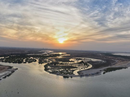 Mangrove Beach in Umm Al Qaiwain opens to visitors