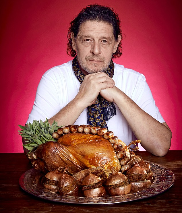Marco Pierre White's Christmas Classics… try the celebrity chef's festive favourites
