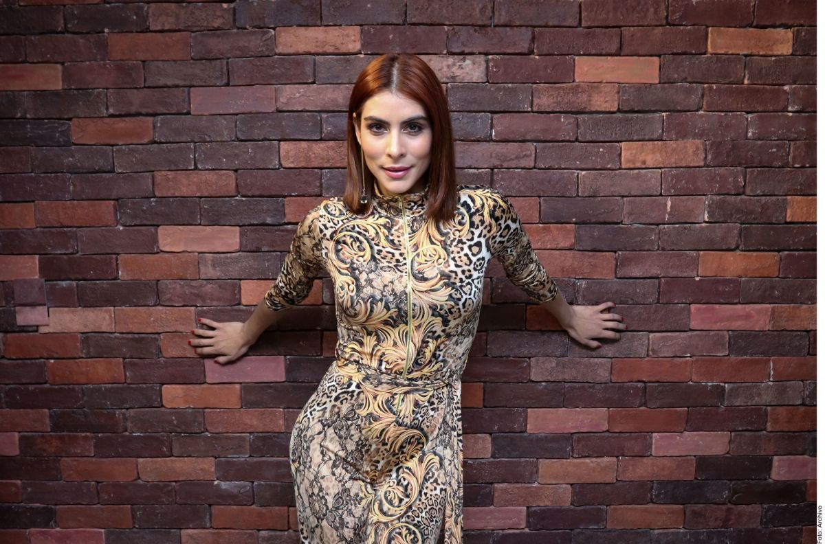 María León, the beautiful singer no longer wants anything | The State
