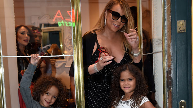 Mariah Carey & Twins Moroccan & Monroe, 9, Are So Cute Dancing On Custom Airstream Road Tripping To Aspen