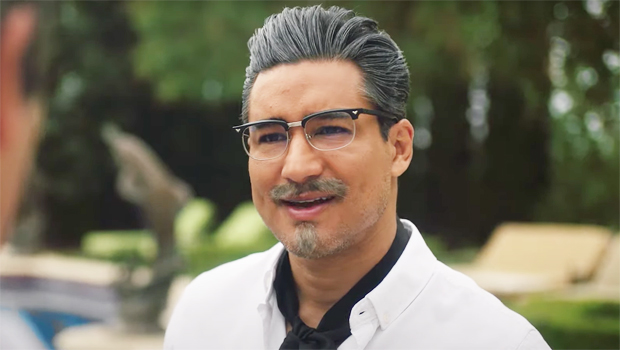 Mario Lopez Gets Teased By Fans Over His New Romance Lifetime Movie About KFC's Colonel Sanders