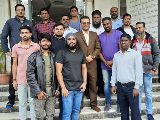 Masala King Dr Dhananjay Datar helps release 20 sailors confined in Yemen for last 10 months