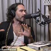 Matthew McConaughey and Russell Brand blast 'illiberal far left' for patronizing conservatives