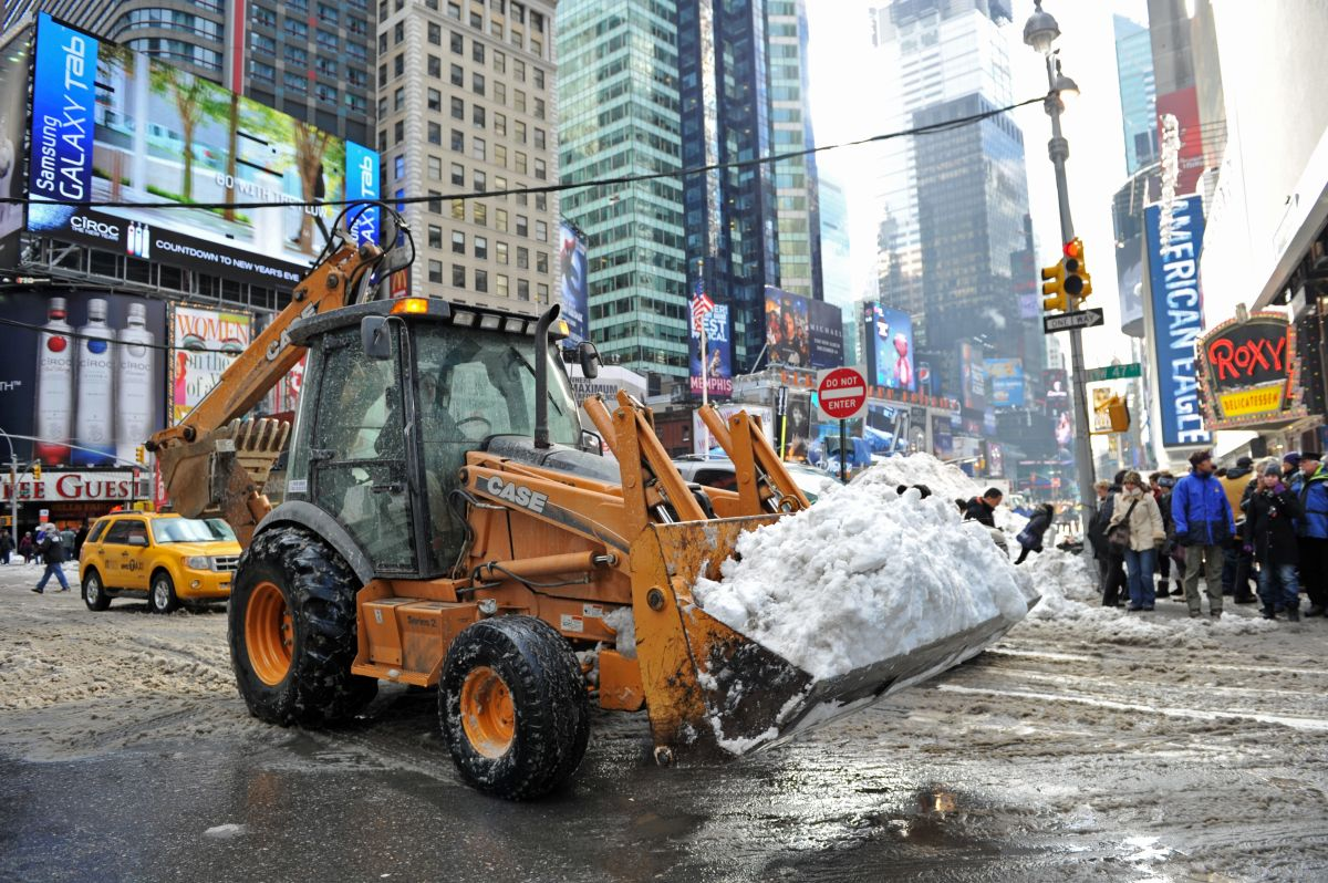 Mayor Warns NYC Will Face Worst Snowfall in 3 Years and Calls on New Yorkers to Stay Home | The State