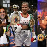 Mayweather, Laila Ali and Klitschko to Enter the Boxing Hall of Fame | The State