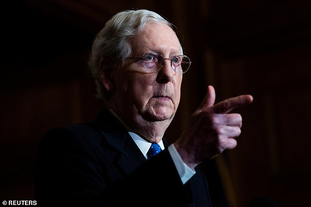 McConnell blocks Covid aid proposal for $160billion in state and local funds