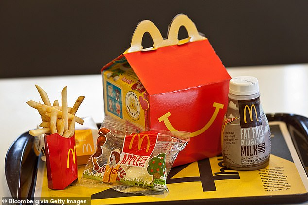 McDonald's Happy Meals may see a price hike in the new year