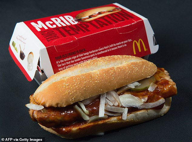 McDonald's employee reveals how the McRib is REALLY made