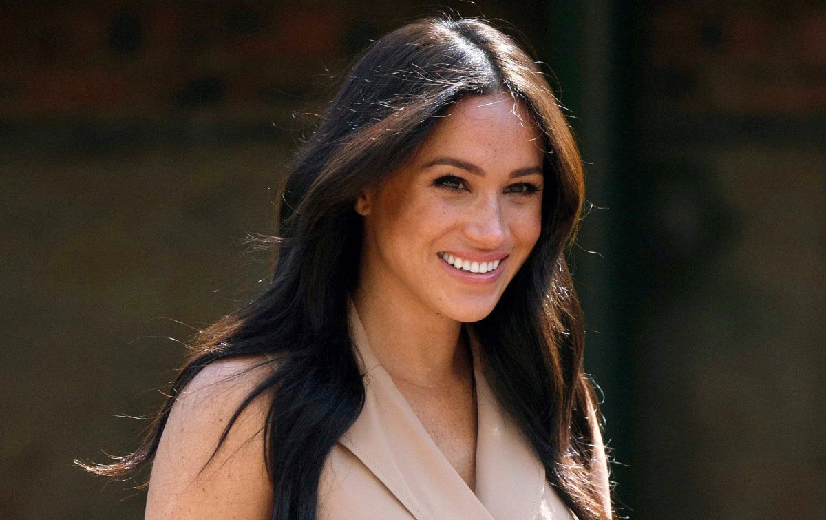 Meghan Markle appears in public for the first time after hearing the news of her abortion | The State