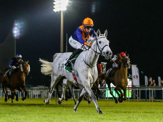 Messi makes the headlines as he wins Dh5m Sheikh Zayed Jewel Crown
