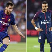 Messi vs. Neymar: Champions League draw designated scream duel | The State