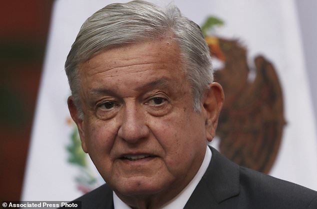 Mexico approves law restricting authority of DEA on country's drug cartels
