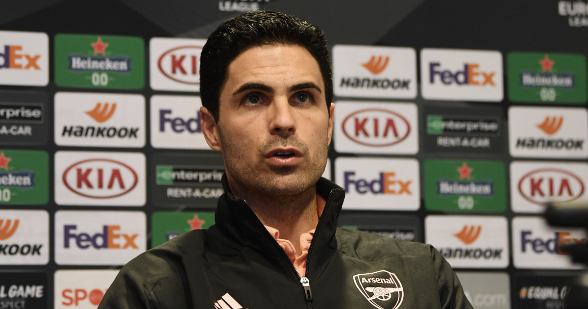 Mikel Arteta hints he has found solution for Arsenal's misfiring attack