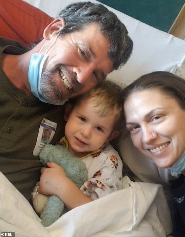 Missouri toddler, 3, had a stroke after COVID-19 diagnosis