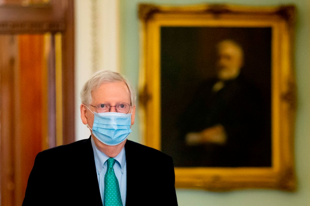 Mitch McConnell's Request to Approve New Stimulus Package Before Monday | The State