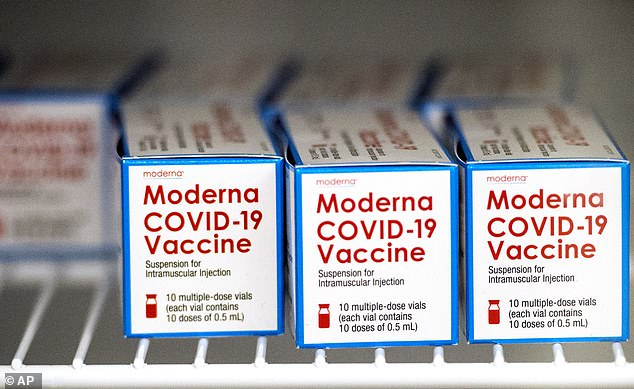 Moderna vaccines had to be destroyed after employee 'intentionally' removed them from refrigerator