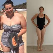 Mum-of-four reveals how she lost a staggering 28 kilos in just six months with the Healthy Mummy