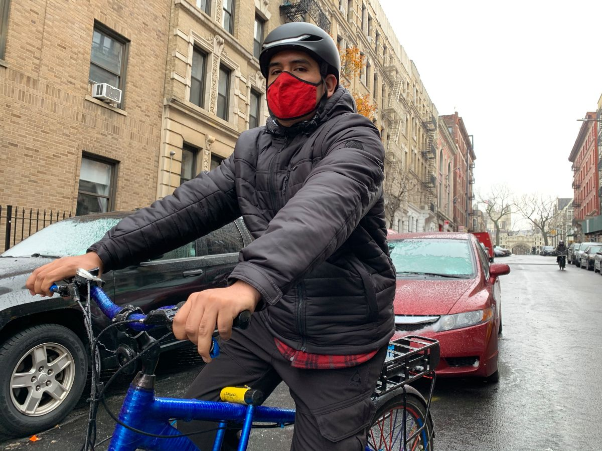 NYC Food Delivery Workers Organize and Demand Not to Be Treated As Invisible by the Pandemic | The State