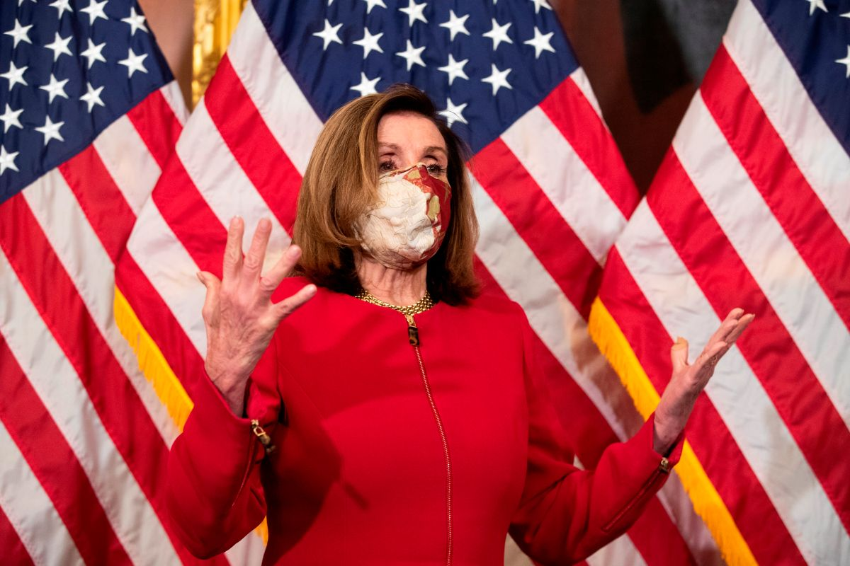 Nancy Pelosi: New Bipartisan Coronavirus Stimulus Package To Approve Next Week | The State
