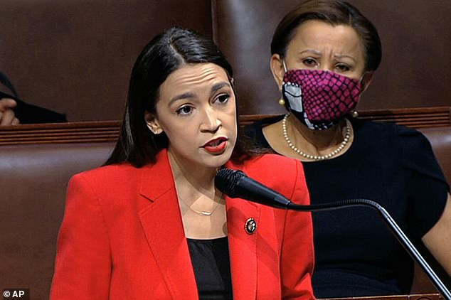 Nearly 60% of Americans have an 'unfavorable opinion' of AOC