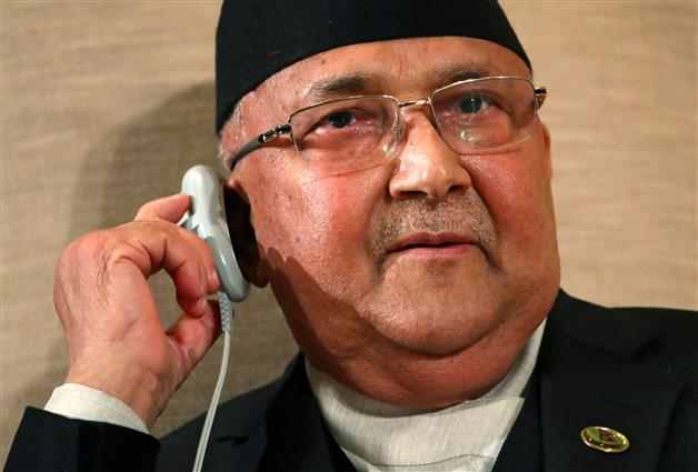 Nepal PM Oli recommends dissolution of Parliament: Report