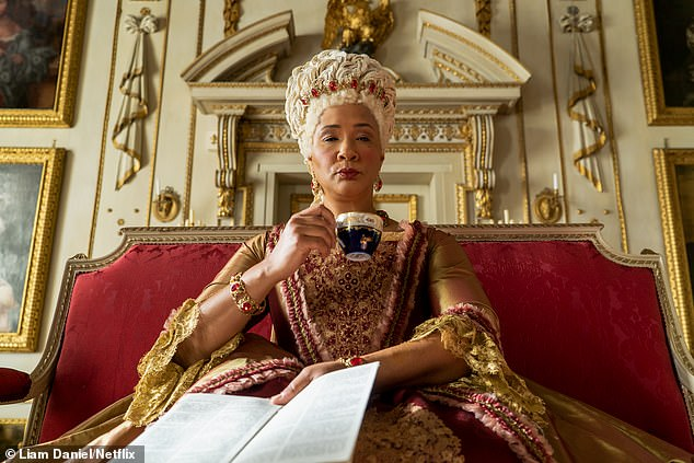 Netflix drama Bridgerton depicts George III's wife Queen Charlotte as black
