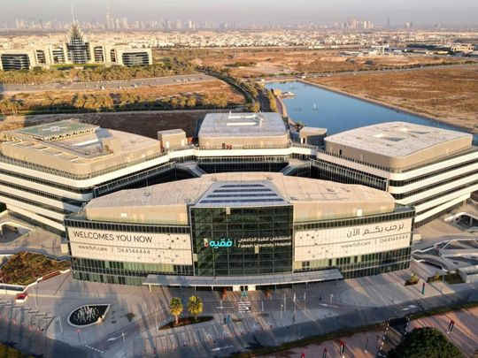 New Dh1.5bn smart hospital in Dubai now ready to welcome patients