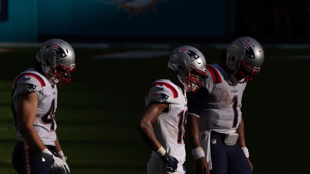 New England Patriots, eliminated, is it the end of an era? | The State