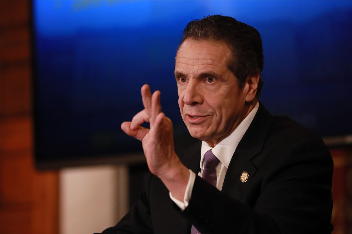 New York Governor Andrew Cuomo Accused of Sexual Harassment | The State