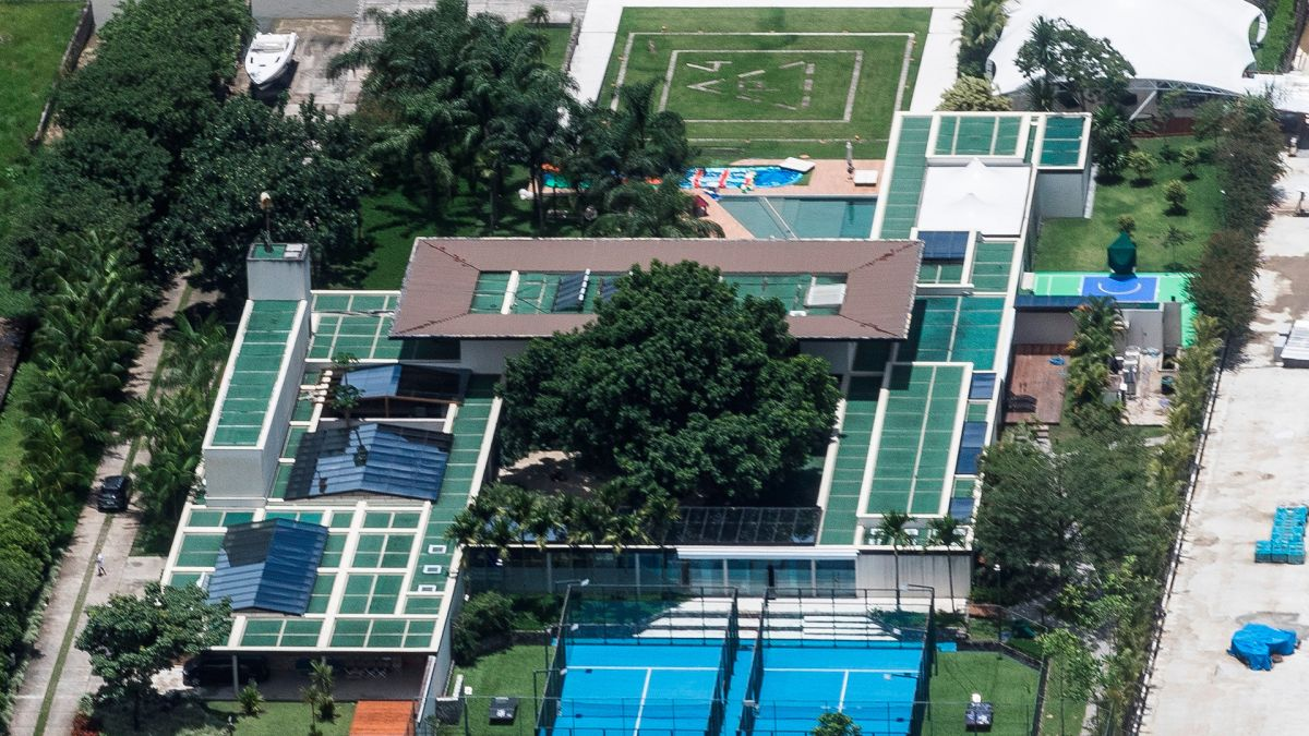 Neymar abandons his mansion in Rio and his advisor denies organizing a massive party | The State
