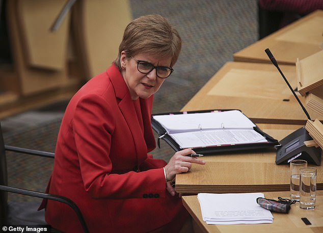 Nicola Sturgeon-backed Scottish history document for schools is blasted as 'dangerous nonsense'