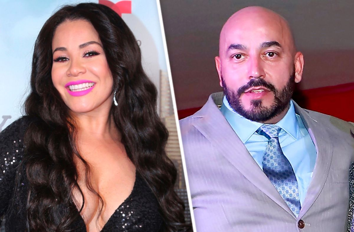 """Not even with a belt does it look good"": Lupillo Rivera makes fun of Carolina Sandoval 