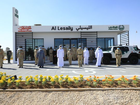 Now avail 60 Dubai Police services in 7 languages round the clock at this suburb