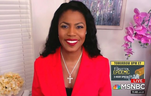 Omarosa says Trump is going through a 'psychotic episode' following election loss