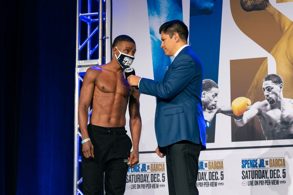One year after saving his life as a miracle, Errol Spence Jr. faces Danny García | The State