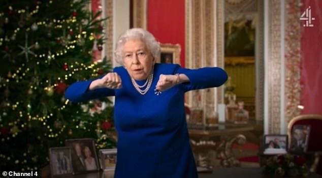 Outraged viewers attack Channel 4's 'mean spirited' deepfake Queen's speech