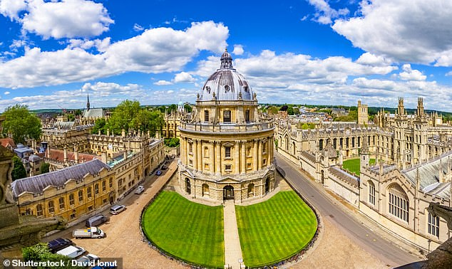 Oxford University considers a ban on romantic and sexual contact between lecturers and students