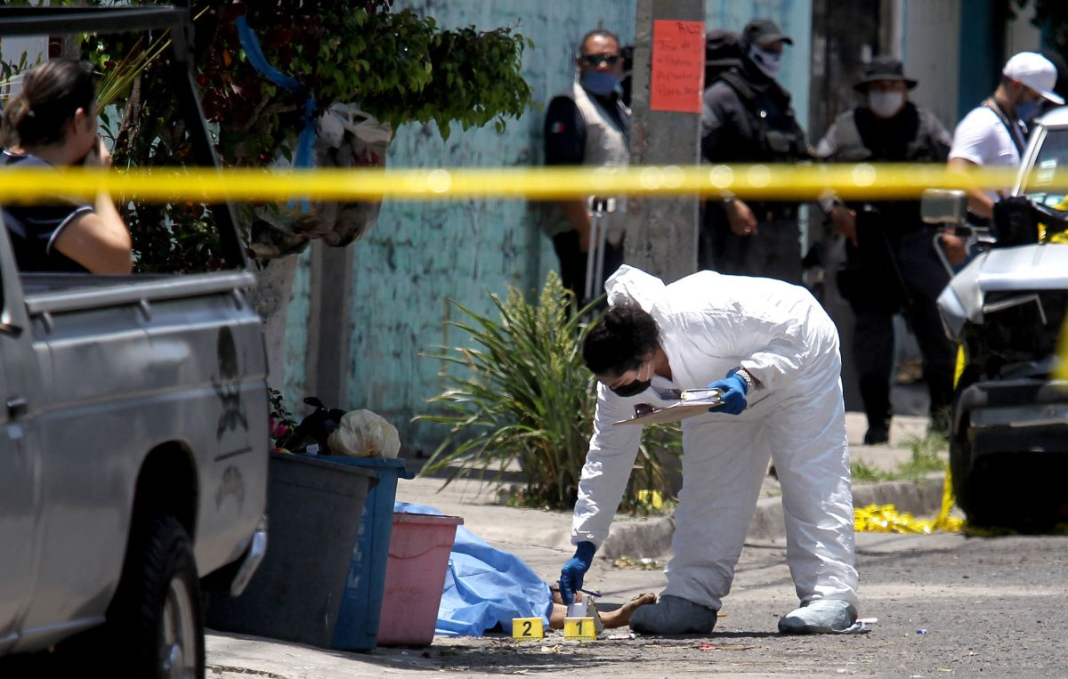 PHOTOS: Narco hitmen kill 6, two of the victims were women | The opinion