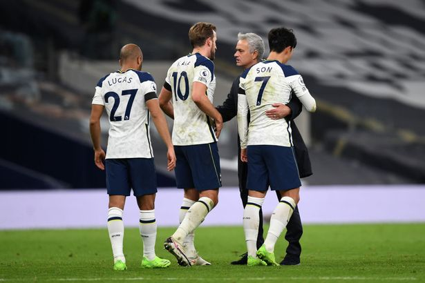 Jose Mourinho is getting the best out of the likes of Harry Kane and Son Heung-min at Tottenham