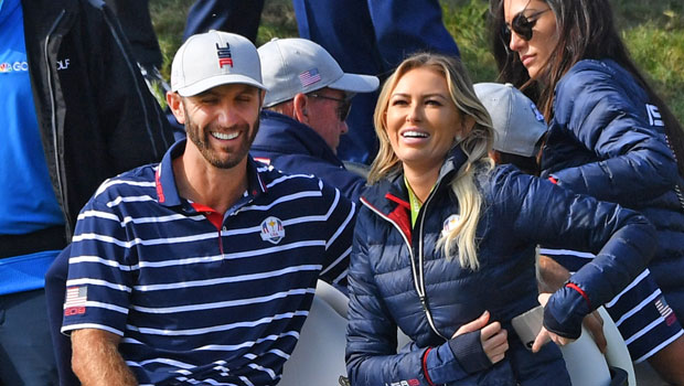 Paulina Gretzky's Fiancé Dustin Johnson Is Spending Christmas In Hawaii With Kids Tatum, 5 & River, 3